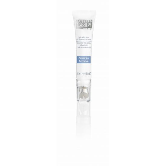 Cornflower eye contour radiance care...