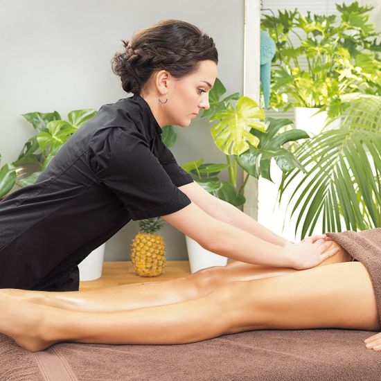 Pineapple sublime legs treatment