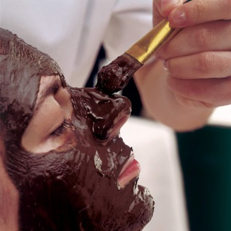 Chocolate anti-stress treatment